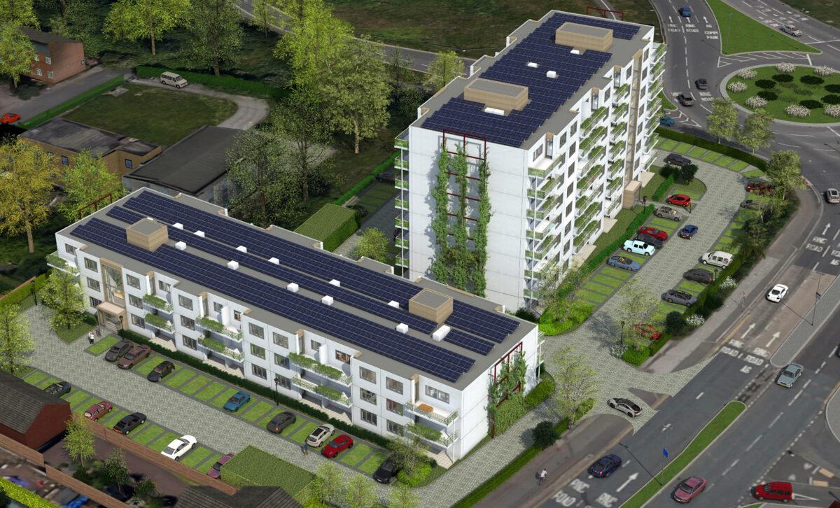 Derby Housing, UK 4